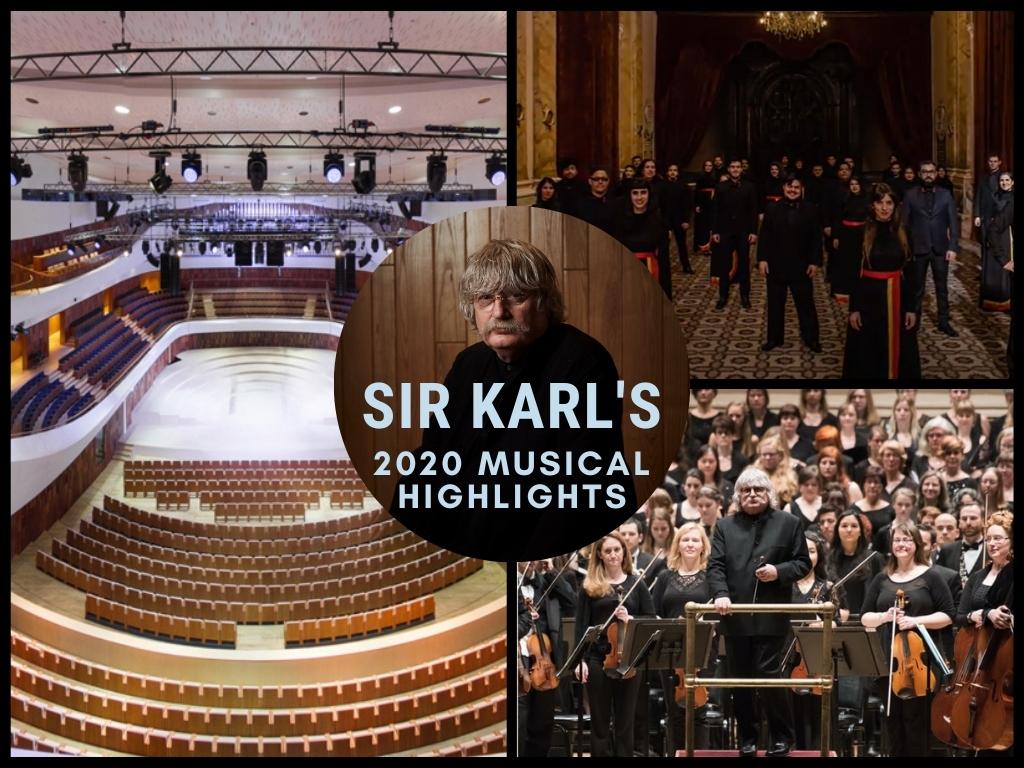 Sir Karl's Musical Highlights of 2020