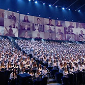 The Global Armed Man Live Event with the Stay At Home Choir