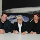 Decca Signing & New Album 'Symphonic Adiemus'