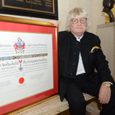 Sir Karl awarded the Freedom of Swansea; world premiere of Lamentation