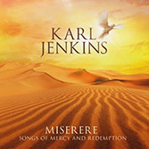 New album Miserere: Songs of Mercy and Redemption is out now