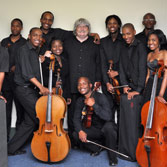Soweto Strings at the QEH (Southbank Centre)
