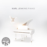 Sir Karl celebrates his 75th birthday with brand new album 'Piano'