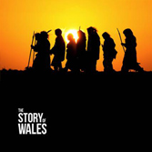 The Story of Wales - Network Premier BBC 2 7pm